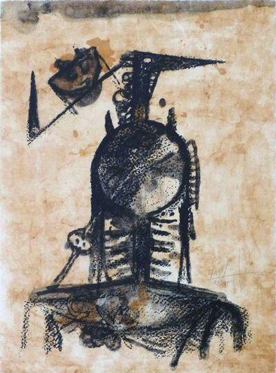 Wifredo Lam, 'No title', 1978