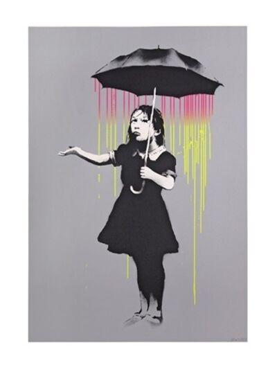 Banksy, 'Nola (Pink Rain)', 2008
