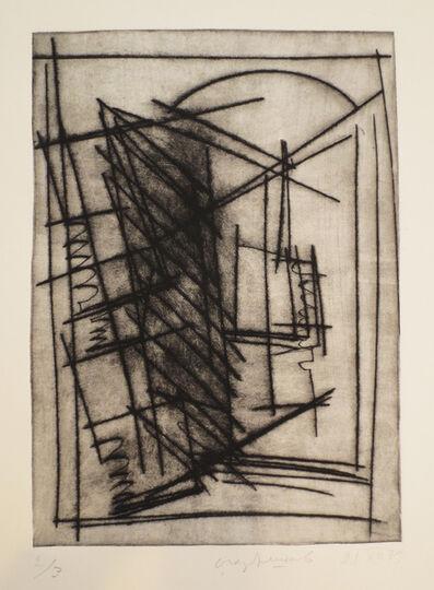 Oleg Kudryashov, 'Composition', 1979