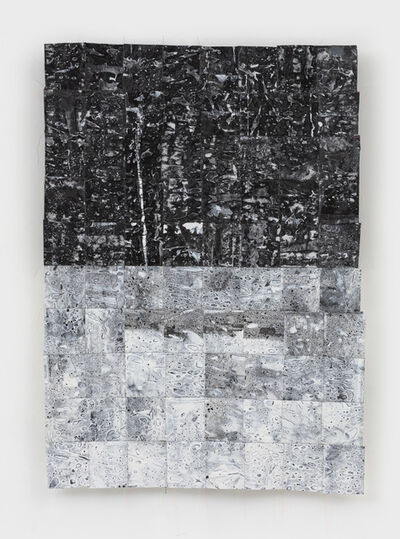 Kevin Francis, ' Untitled (Black and White 3)', 2020