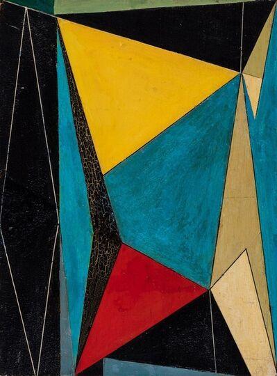 Gianni Dova, 'Composizione', 1947