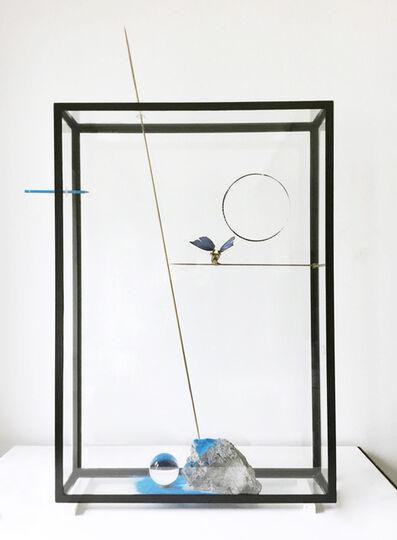 Rebecca Horn, ' Blue Butterfly', 2017
