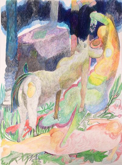 Liv Schulman, 'Sanguijuela y algo más que no se sabe bien qué es', 2020