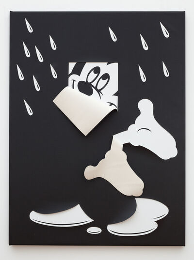 Zach Reini, 'I'm Only Happy When It Rains ', 2015