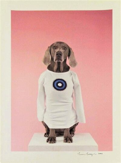 William Wegman, 'Untitled', 2001
