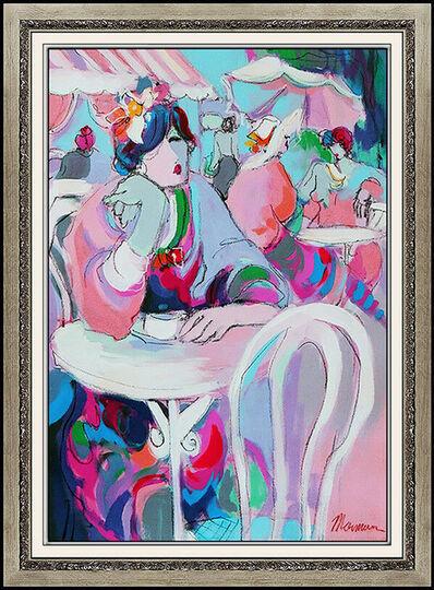 Isaac Maimon, 'Quiet Tea', 20th Century