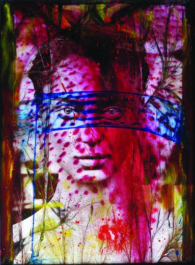 Raphael Mazzucco, 'Catrinel Ultima Estate'