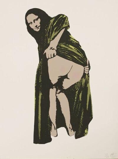 Nick Walker, 'Mona Lisa', 2006