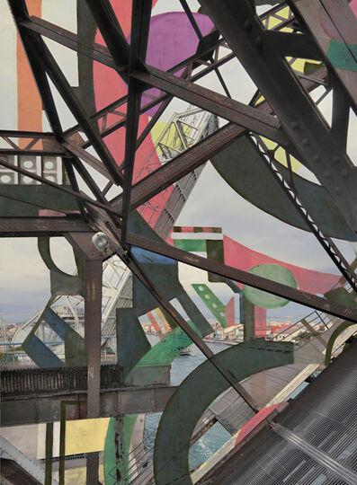 Stéphane Couturier, 'Les Nouveaux Constructeurs, Sète - Pont Sadi-Carnot n°2', 2018