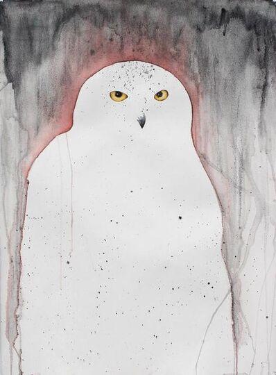 Amy Ross, 'Owl Spirit'
