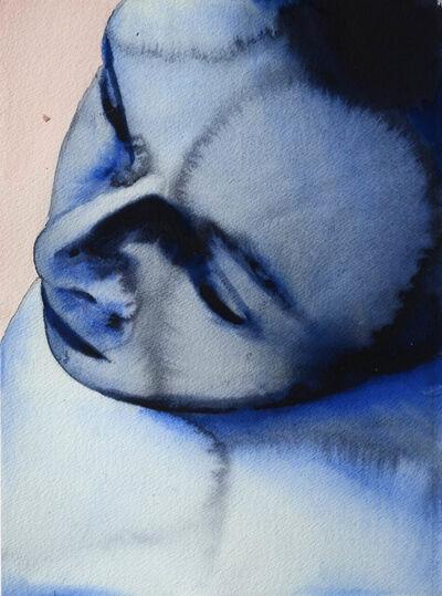 Graham Dean, 'Back in Blue 6 ', 2020