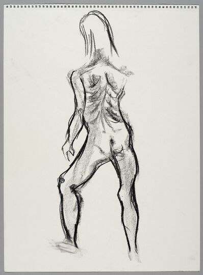 Kallyiah Merilus, 'Untitled (Standing Pose)', 2016