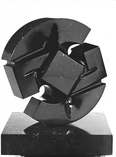 Giò Pomodoro, 'Sole', 1970