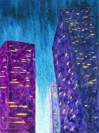 Nancy Wise, 'Nightfall'