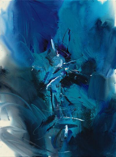 Jessica Pi-Hua Hsu, '紫色芳華(Purple Scent)', 2015