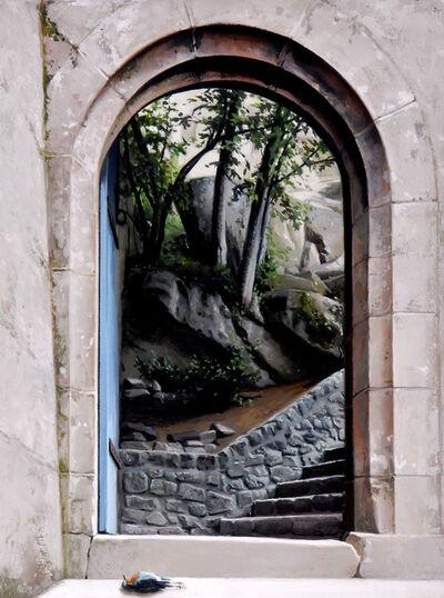Carol Pylant, 'Bellagio Stairs', 2018