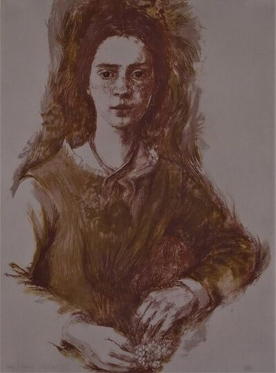 Barbara Swan, 'Emily Dickinson', 1962