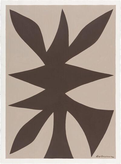 John Coburn, 'Dark Tree', 1976