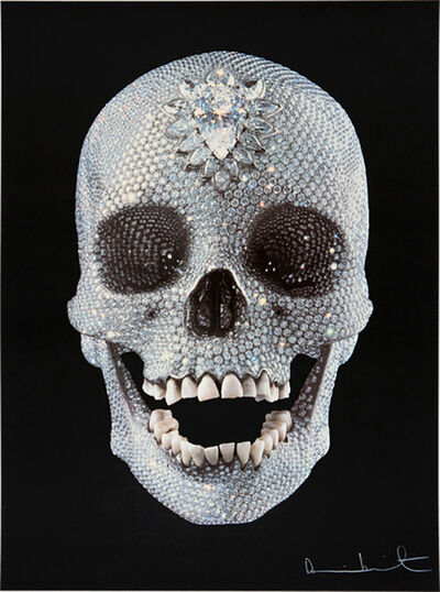 Damien Hirst, 'For the Love of God', 2011