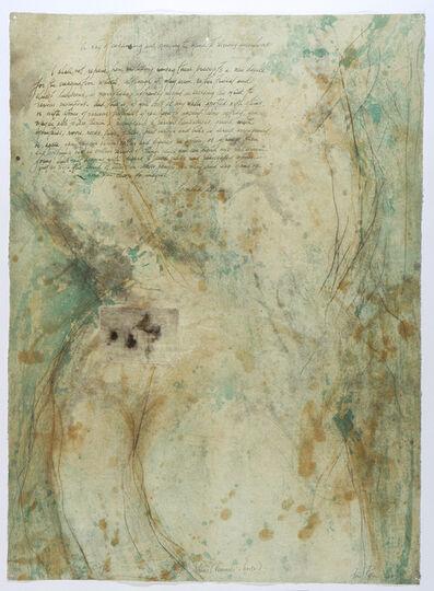 Jane Rosen, 'Spots & Stains (Leonardo's Horse)', 2004
