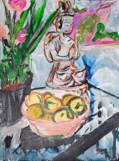 Luong Thai, 'Bowl of Life', 2020