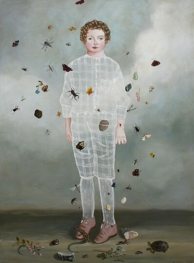 Anne Siems, 'Boy and Bugs'