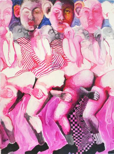 Felix Beaudry, 'Zoe in Pink', 2017