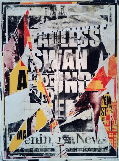 Charlie Anderson, 'Hedge Swan', 2014
