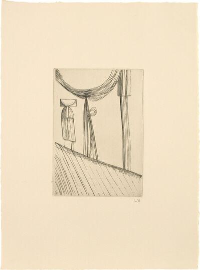 Louise Bourgeois, 'Montée Difficile (Slow Climb): Version 2', circa 1990
