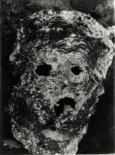 Alain Fleischer, 'Autoportrait sous le masque #13', 1993