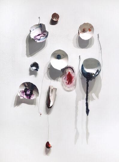 Sally Egbert, 'Dust of Summer (wall Work #2)', 2018