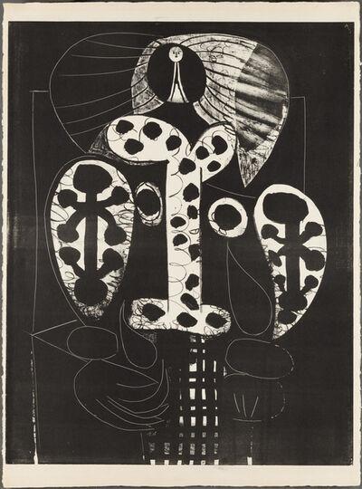 Pablo Picasso, 'LA FEMME AU FAUTEUIL (Woman in Armchair)', 1948