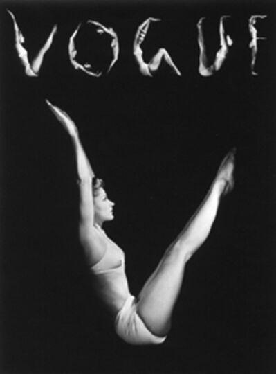Horst P. Horst, 'VOGUE Cover, Lisa Fonssagrives', 1940