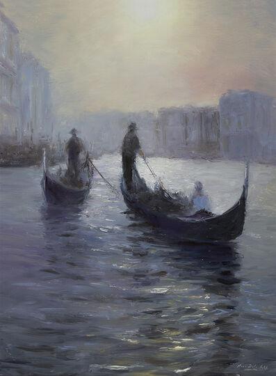 Mark Daly, 'Impression, Venice Sunset', 2018