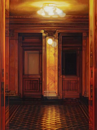Patti Oleon, 'Double Doors', 2018