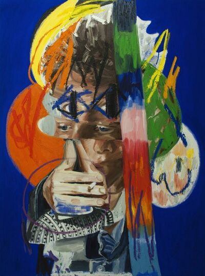 Erik Olson (b. 1982), 'Self Portrait', 2020
