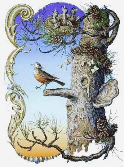 Thomas Woodruff, 'The Robin's Leap', 2000