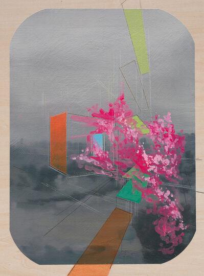 Laura Truitt, 'Smoke', 2018