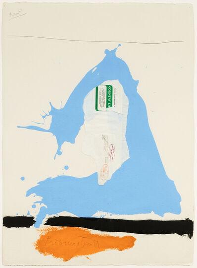 Robert Motherwell, 'Country Life', 1967