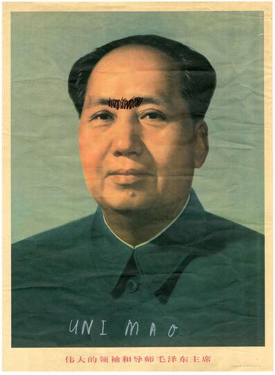 Oliver Jeffers, 'Uni Mao', 2012