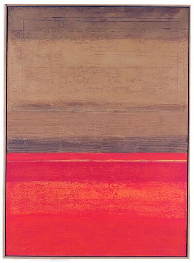 José Antonio Fernández-Muro, 'Desierto Rojo', 2002