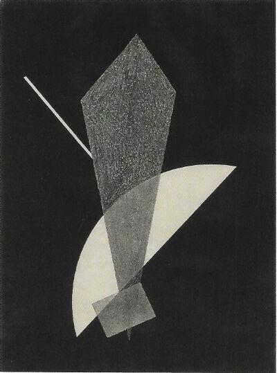 László Moholy-Nagy, 'Konstruktion V', 1923