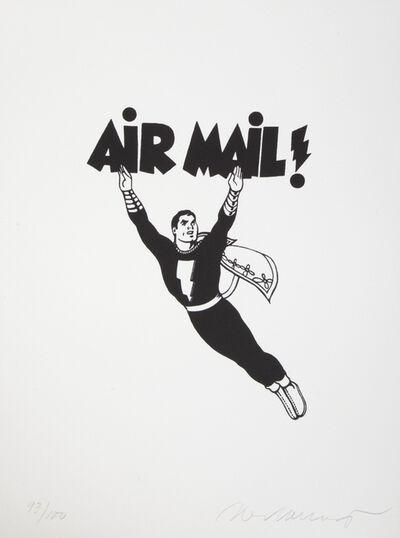 Mel Ramos, 'Air Mail', 2000