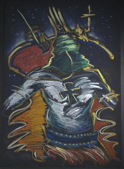 Darren Vigil Gray, 'Gahn Portrait 39', 1990