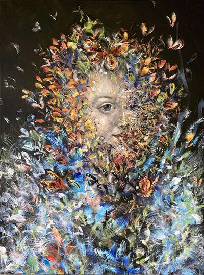 Matteo Neivert, 'Butterfly Baroque', 2021