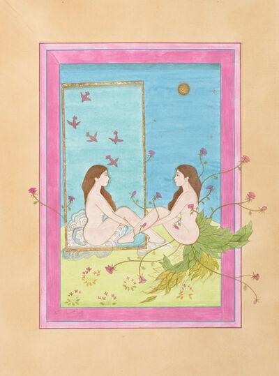 Hiba Schahbaz, 'Self Reflection', 2020