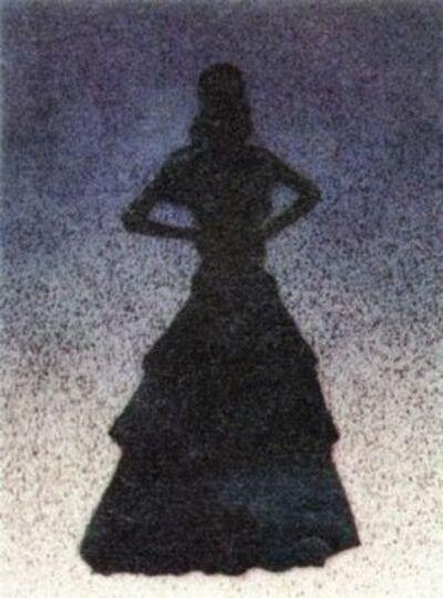 Ed Ruscha, 'Bailarina ', 1988