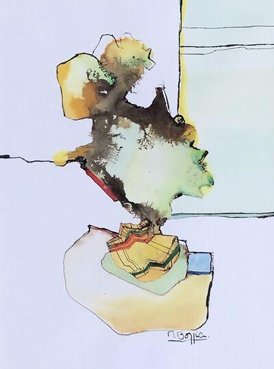 Murielle Bozzia, 'Terre promise', 2018