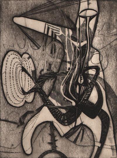 Fred Becker, 'The Sheik', 1949