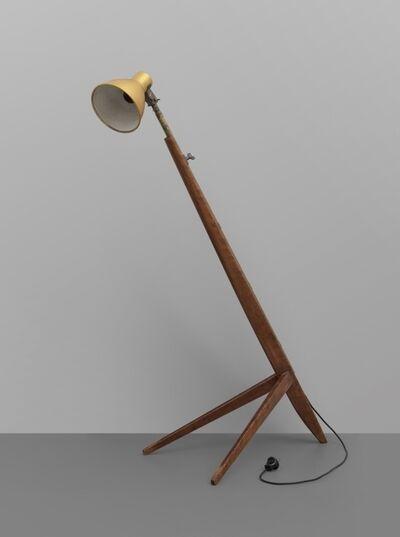 Franco Albini, 'Una lampada da terra 'Mitragliera'', circa 1936-1940